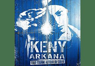 Keny Arkana - Tout Tourne Autour Du Soleil  - (CD)