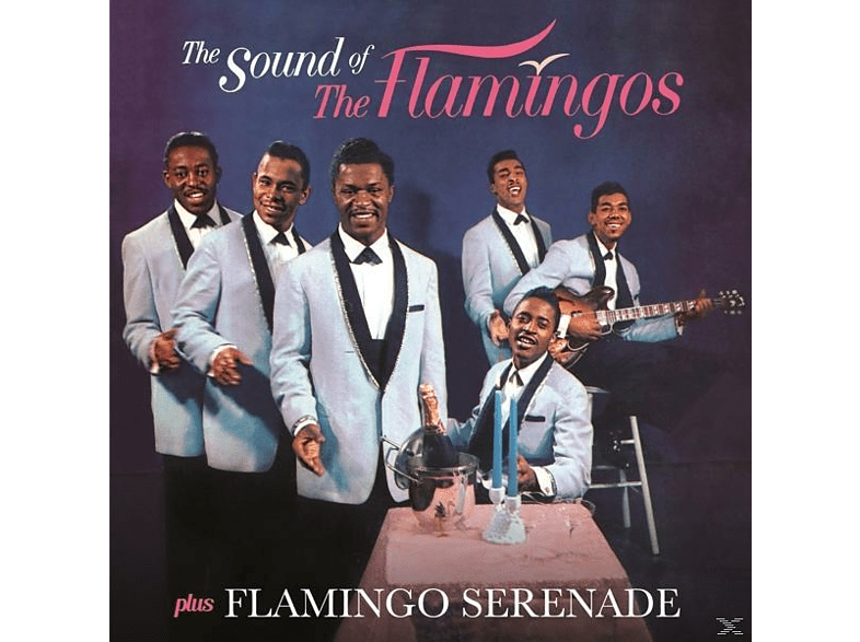 The Flamingos - The Sound Of The Flamingos+Flamingo Serenade+3 [CD]
