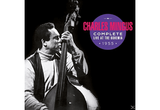 Charles Mingus - Complete Live At The Bohemia 1955+5 Bonus Tracks - (CD)