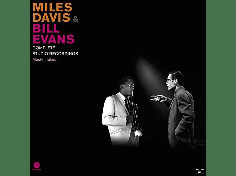 Miles Davis, Bill Evans - Complete Studio Recordings (Ltd.180g Vinyl) [Vinyl]