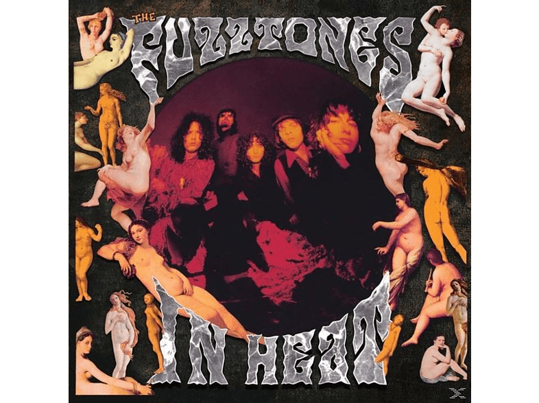 The Fuzztones - In Heat [CD]