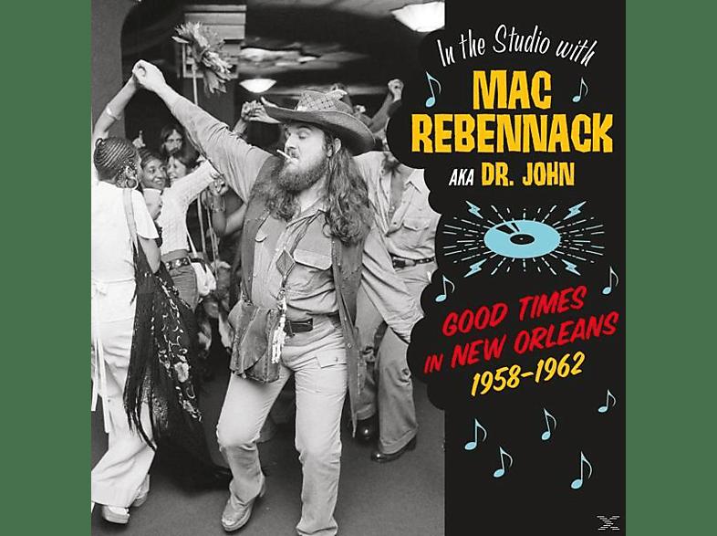 Dr. John - In The Studio With Mac Rebennack (Ltd.180g Vinyl) [Vinyl]