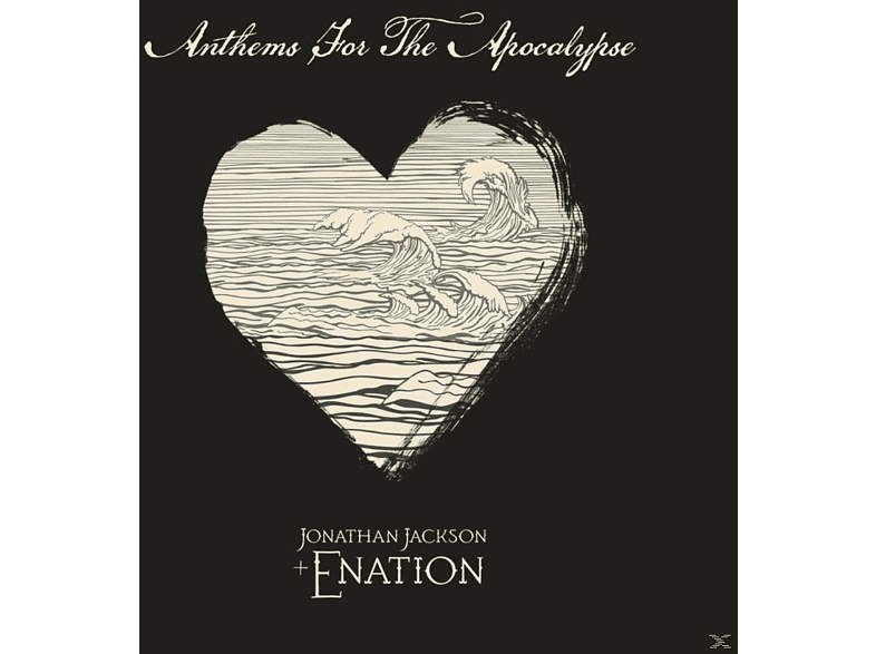 Jonathan Jackson + Enation - Anthems For The Apocalypse Nation [CD]