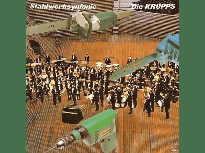Die Krupps - Stahlwerksynfonie (LTD Grey/Black Splatter Vinyl) [Vinyl]