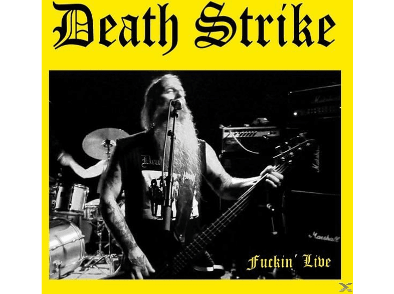 Death Strike - Fuckin' Live [Vinyl]