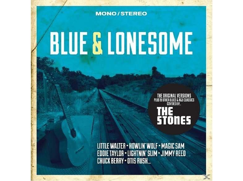 VARIOUS - Blue & Lonesome [CD]
