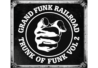 Grand Funk Railroad - Trunk Of Funk,Vol.2 (6CD Box) - (CD)