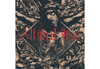 All Out War - Dying Gods - (Vinyl)