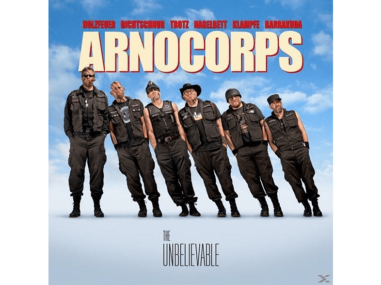 Arnocorps - The Unbelievable [CD]