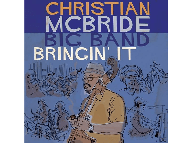 Christian McBride Big Band - Bringin' It [Vinyl]