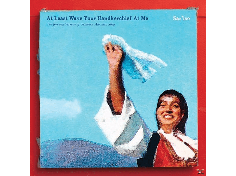 Saz'iso - At Least Wave Your Handkerchief At Me [LP + Download]