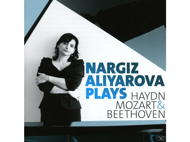 Nargiz Aliyarova - Nargiz Aliyarova Plays... [CD]
