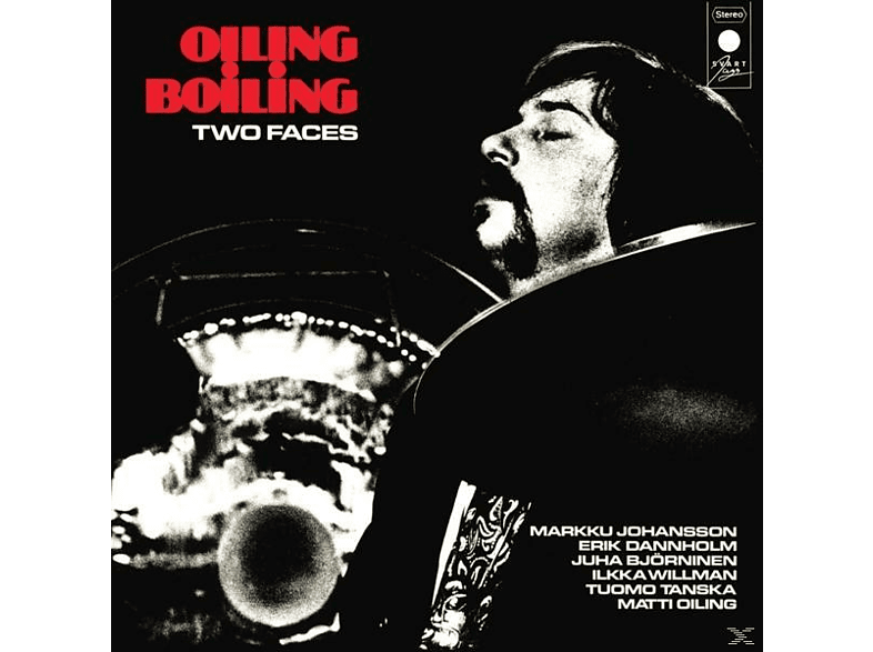 Oiling Boiling - Two Faces (Clear) [Vinyl]