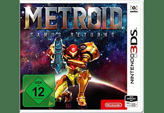 Metroid Samus Returns - [Nintendo 3DS]