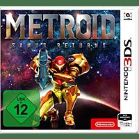 Metroid Samus Returns [Nintendo 3DS]