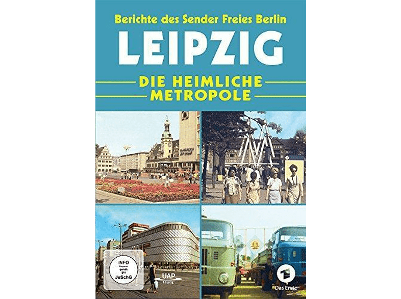 Leipzig - Die heimliche Metropole - Berichte des Sender Freies Berlin [DVD]