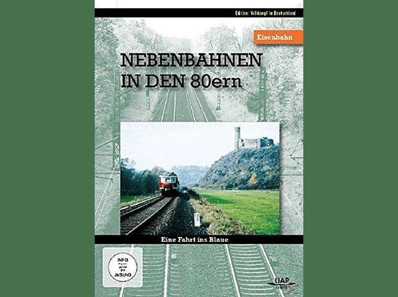 Die Nebenbahnen in den 80ern - Eine Fahrt ins Blaue [DVD]