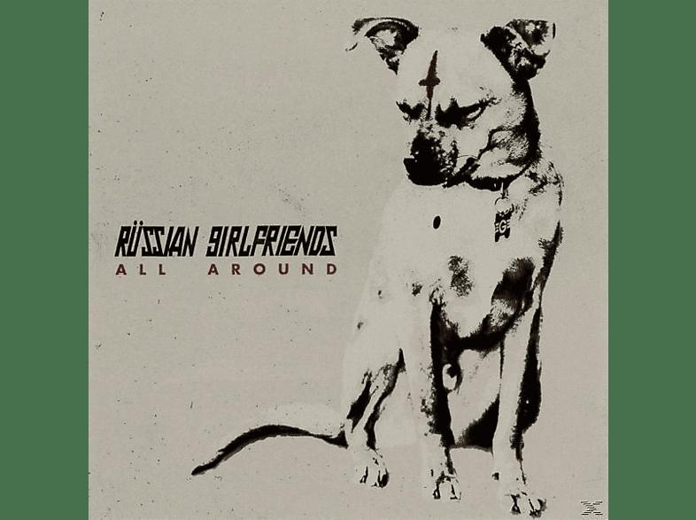 Russian Girlfriends - All Around (+Download) [Vinyl]