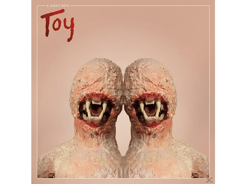 A Giant Dog - Toy [LP + Download]