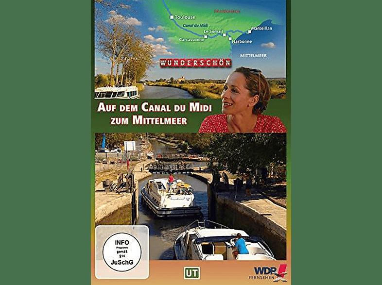 Auf dem Canal du Midi zum Mittelmeer - Wunderschön Frankreich! [DVD]