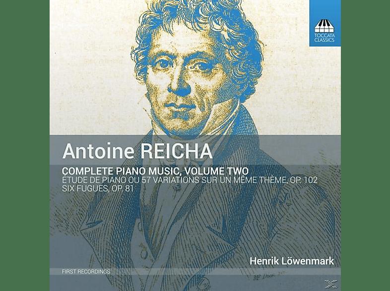 Henrik Löwenmark - Sämtliche Klavierwerke Vol.2 [CD]