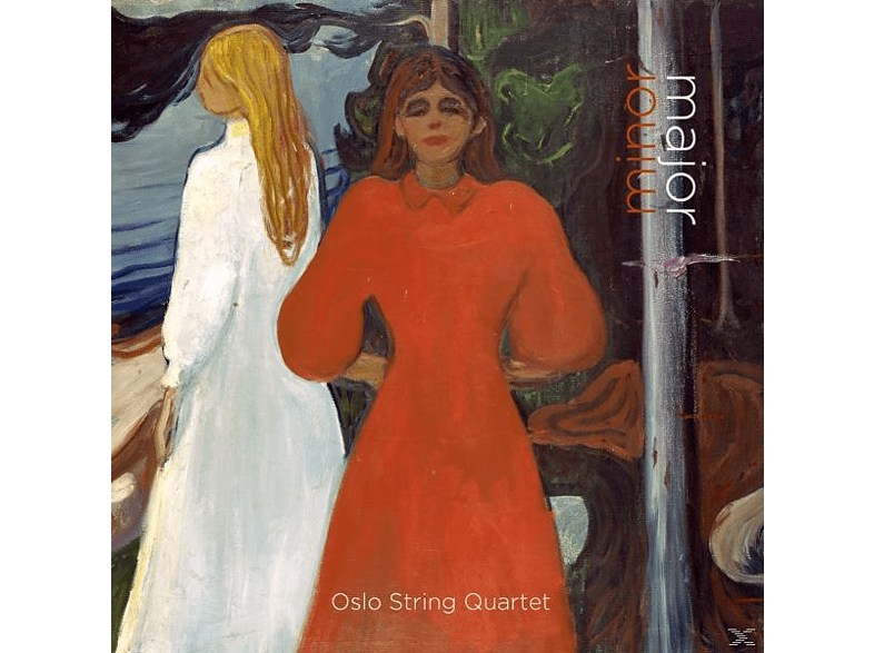 Oslo String Quartet - Minor Major [Blu-ray Audio]