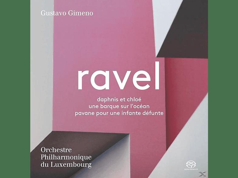 Gustavo/Orch.Philharmonique du Luxembourg Gimeno - Daphnis et Chloe/Une barque sur L'ocean/+ [SACD Hybrid]