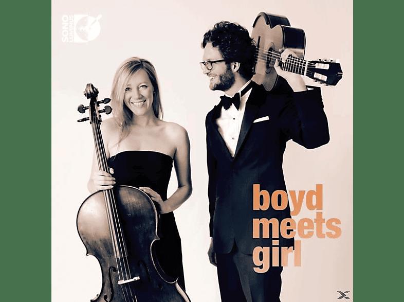 Boyd,Rupert/Metcalf,Laura - Boyd meets Girl [CD]