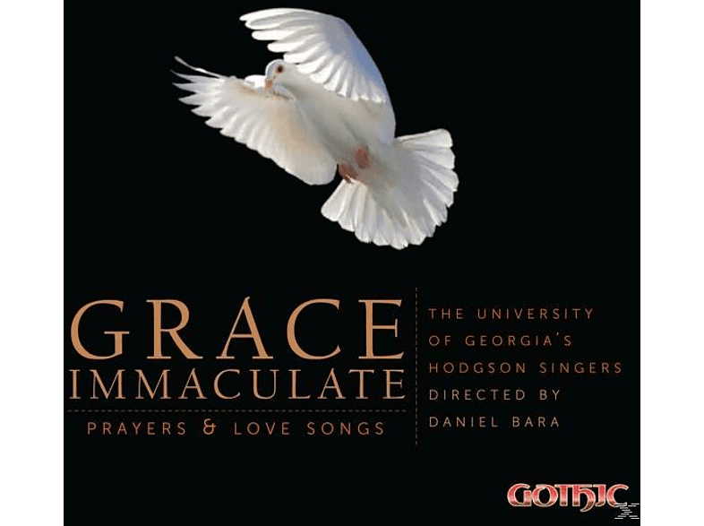 VARIOUS, University of Georgia's Hodgson Singers - Grace Immaculate [CD]