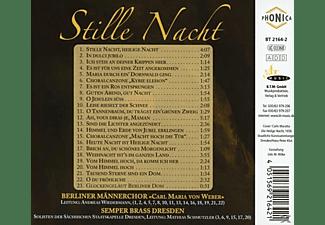 """Berliner Männerchor """"carl Maria Von Weber"""" - Stille Nacht  - (CD)"""