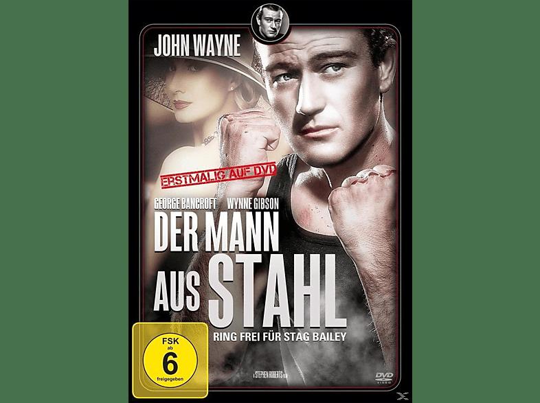 Der Mann aus Stahl - Ring frei für Stag Bailey [DVD]