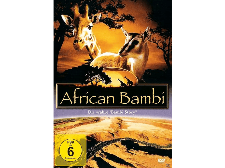 African Bambi - Die wahre Bambi Story [DVD]