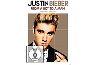 Justin Bieber: From a Boy to a Man [DVD]