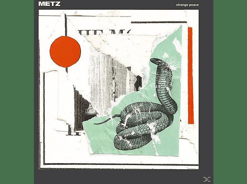Metz - Strange Peace [LP + Download]
