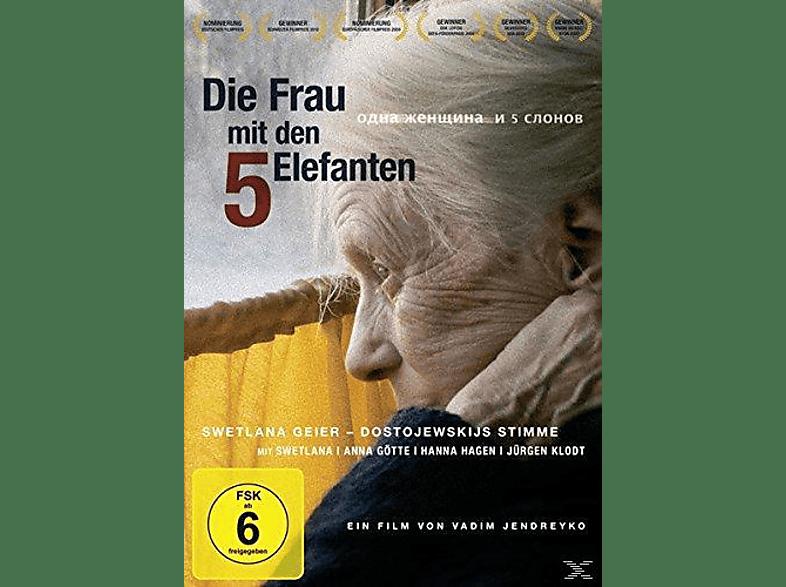 Die Frau mit den 5 Elefanten [DVD]