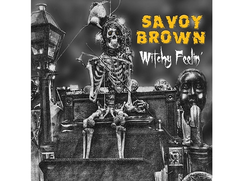 Savoy Brown - Witchy Feelin' [CD]
