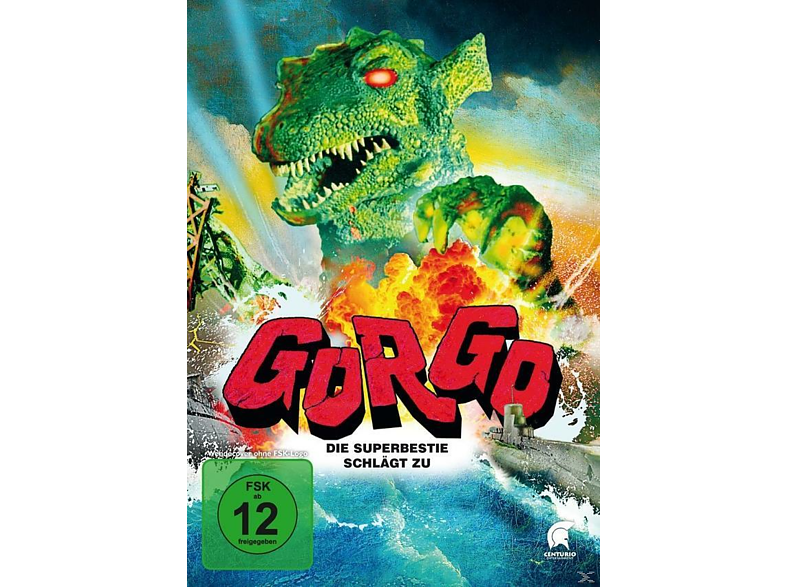 Gorgo - Die Superbestie schlägt zu [DVD]