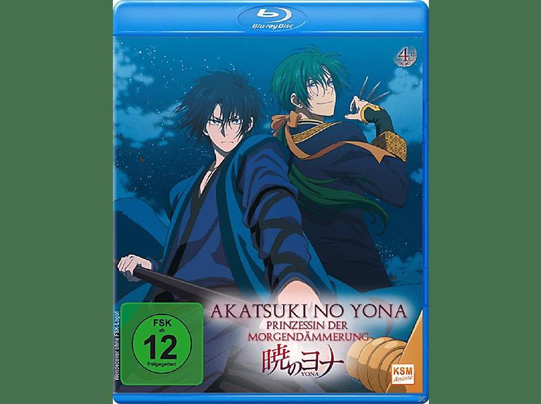 Akatsuki no Yona - Prinzessin der Morgendämmerung - Vol. 4 (Episode 16-20) [Blu-ray]