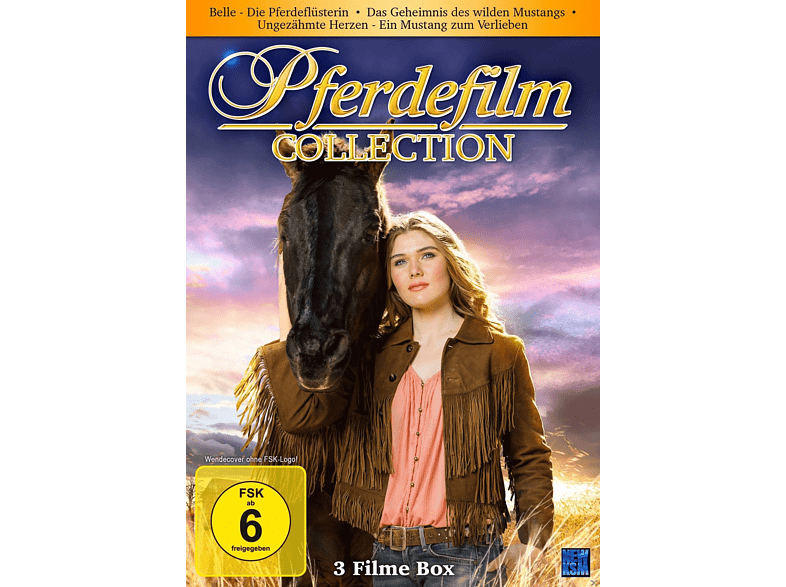 Pferdefilm Collection [DVD]