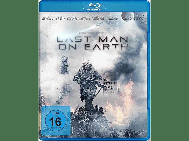 Last Man on Earth [Blu-ray]