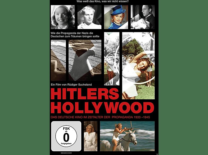 Hitlers Hollywood - Das deutsche Kino im Zeitalter der Propaganda 1933-1945 [DVD]