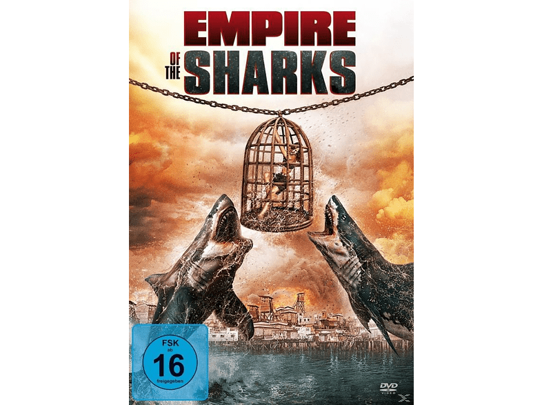 Empire of the Sharks [DVD]