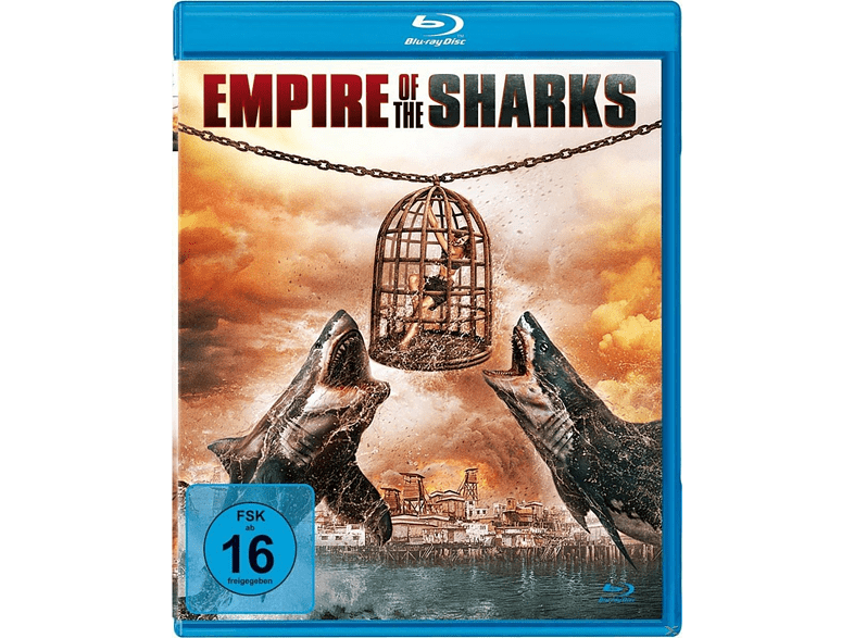 Empire of the Sharks [Blu-ray]