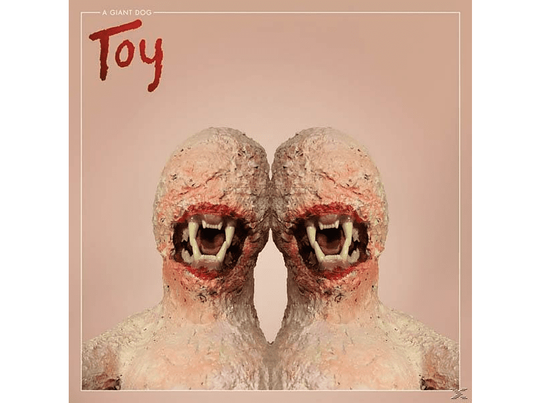 A Giant Dog - Toy [CD]