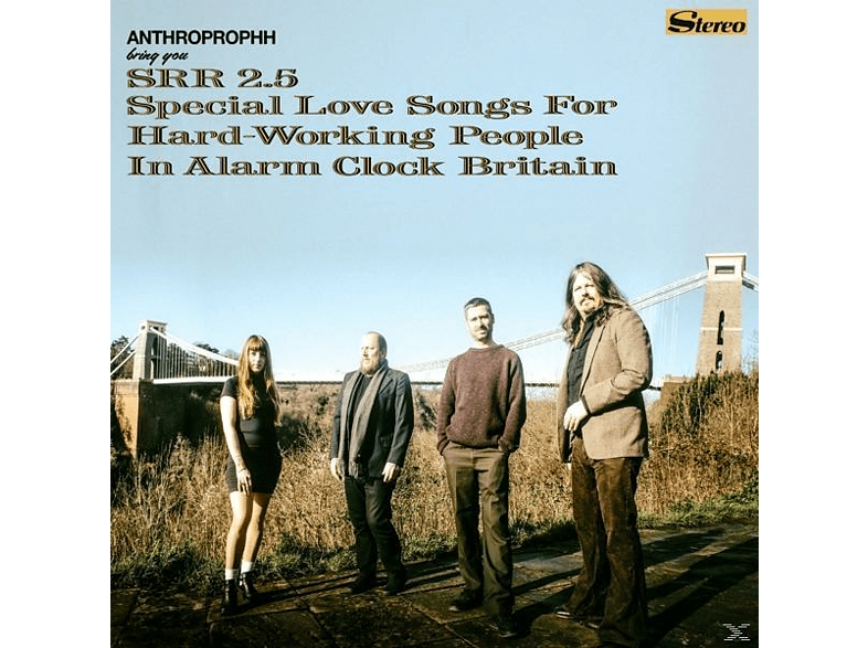 Anthroprophh - Srr2.5 Special Love Songs For Hardworking People.. [LP + Download]