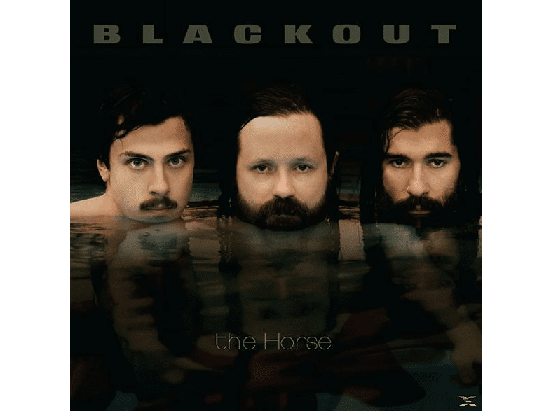 BLACKOUT (USA/DOOM) - The Horse [Vinyl]