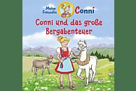 Conni - 52: Conni Und Das Große Bergabenteuer - (CD)