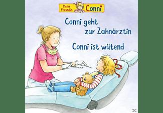 Conni - 54: Conni Geht Zur Zahnärztin (Neu)/Ist Wütend  - (CD)