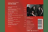 Vienna Vocal Consort - Nostre Dame [CD]