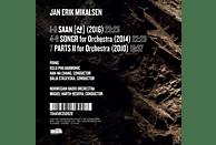 Poing/Chang/Stasevska/Harth-Bedoya/+ - Saan/Songr/Parts II [CD]